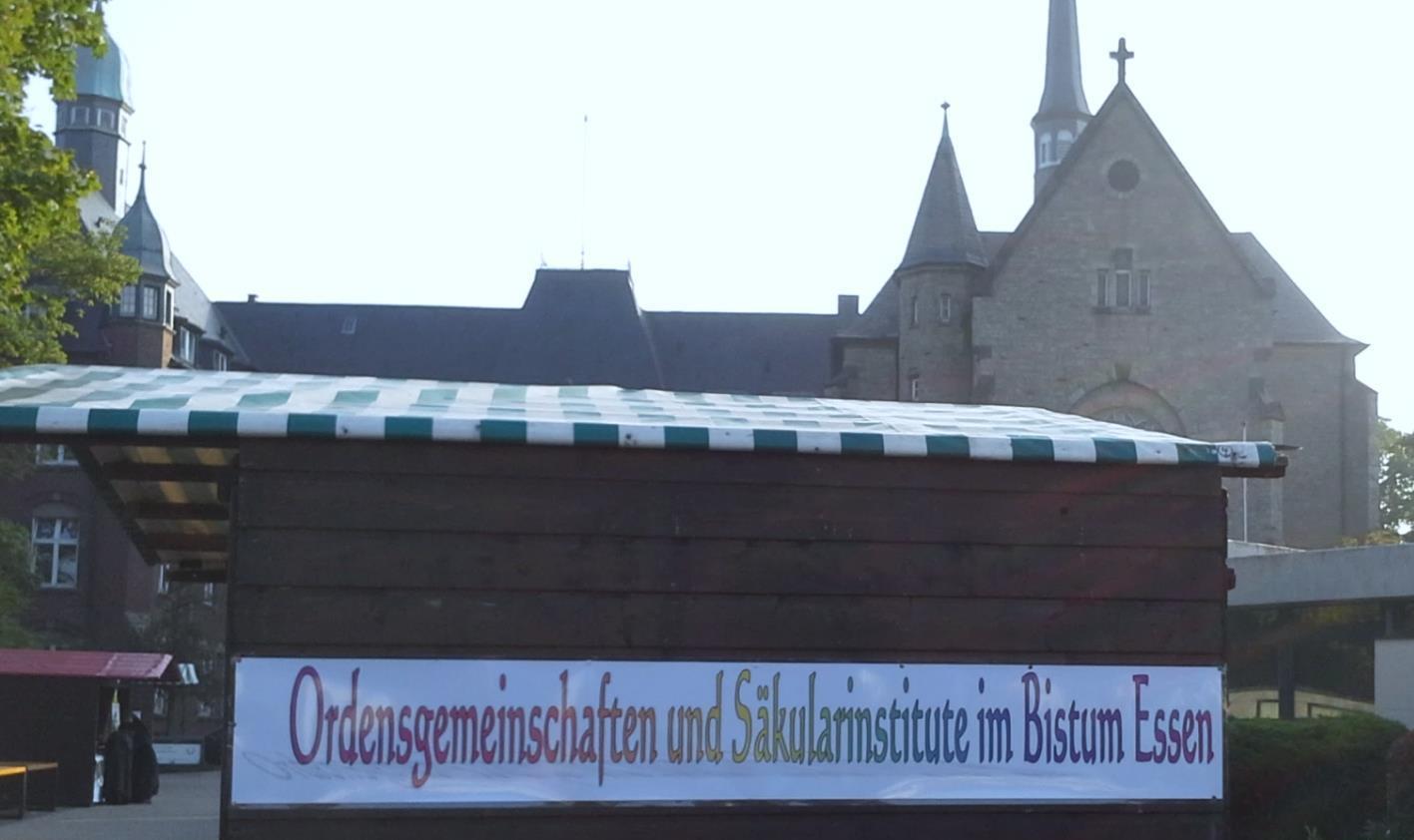 4. Klostermarkt am 06.09. 2014 in Essen-Heidhausen