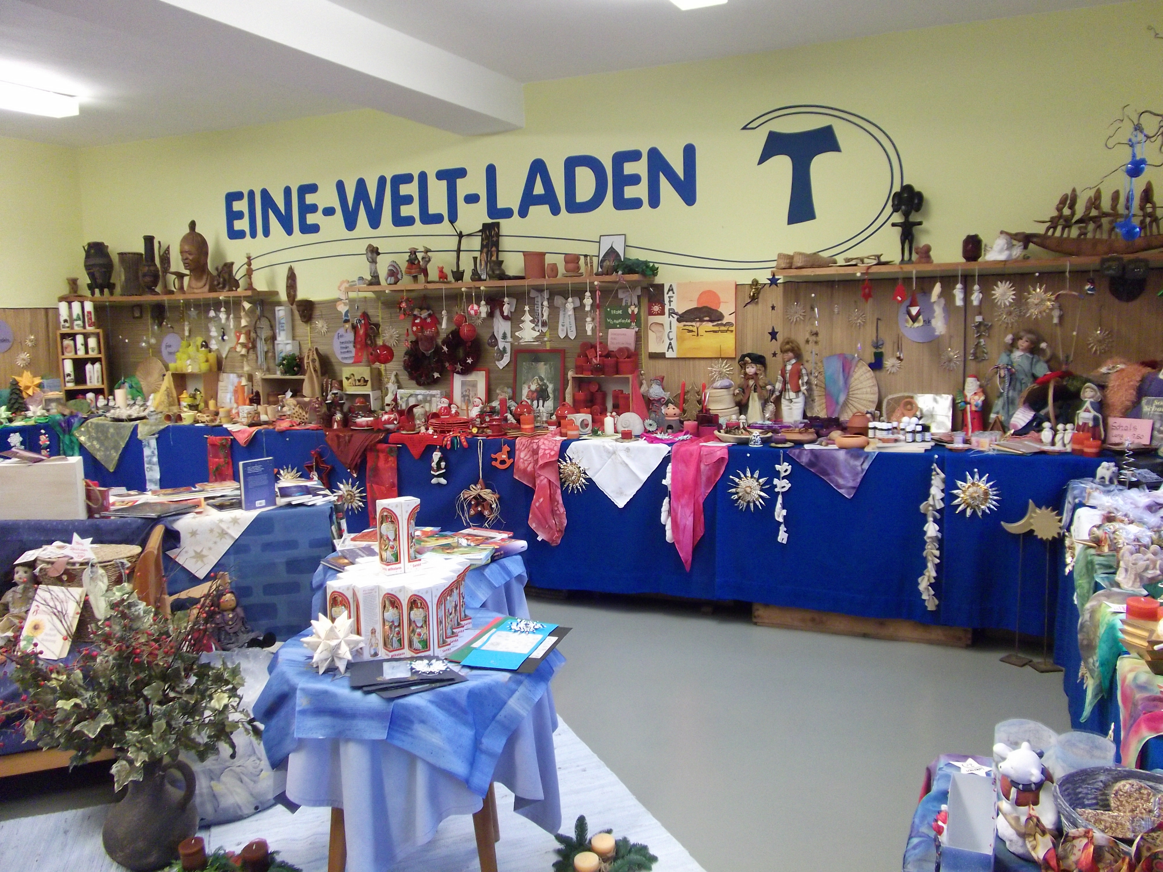 Flohmarkt am Kloster