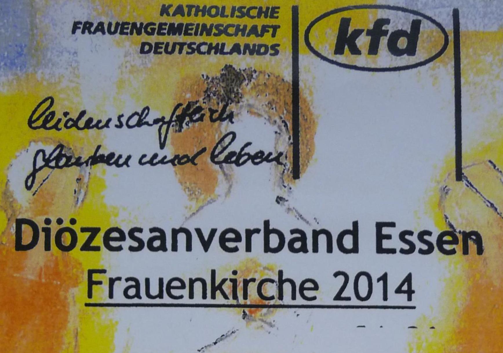 Frauenkirche als  WDR Rundfunkmesse