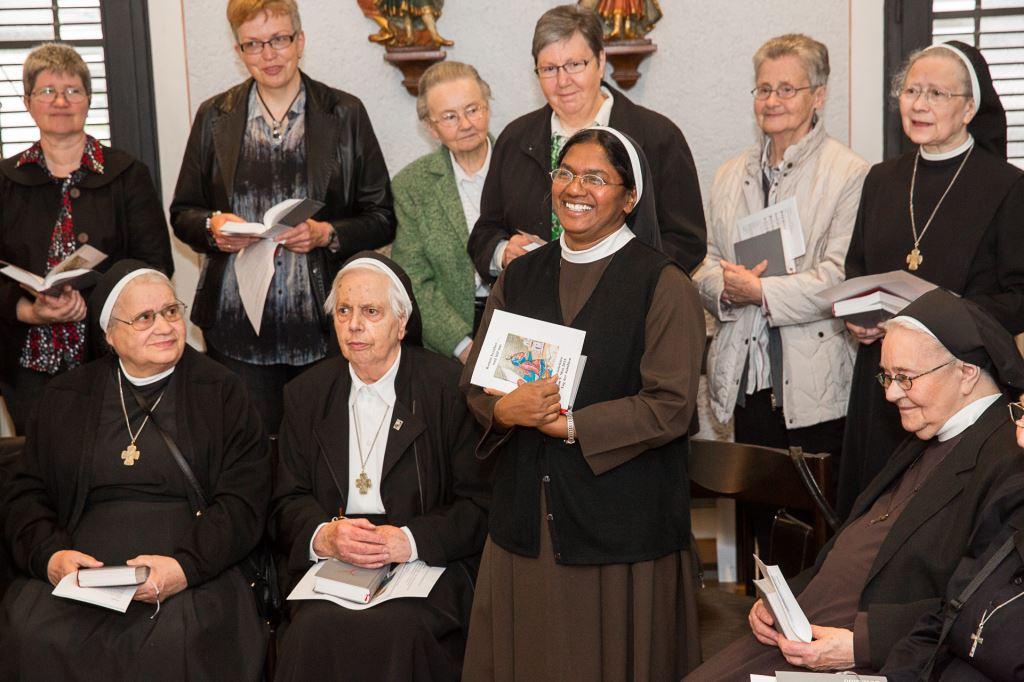 Ordensjubiläum im Bistum Essen