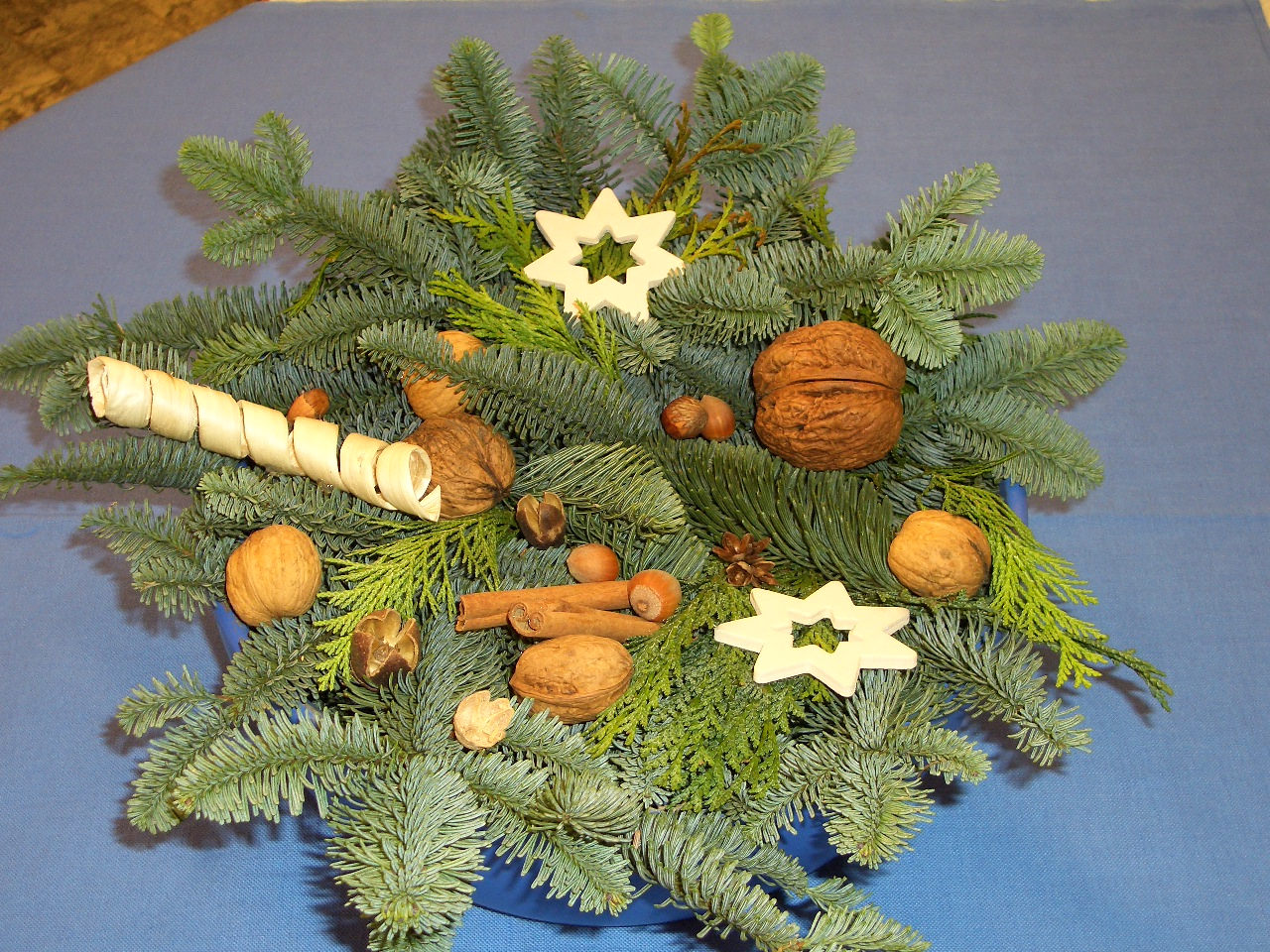 Wir feiern Advent mit Stimme und Instrument!