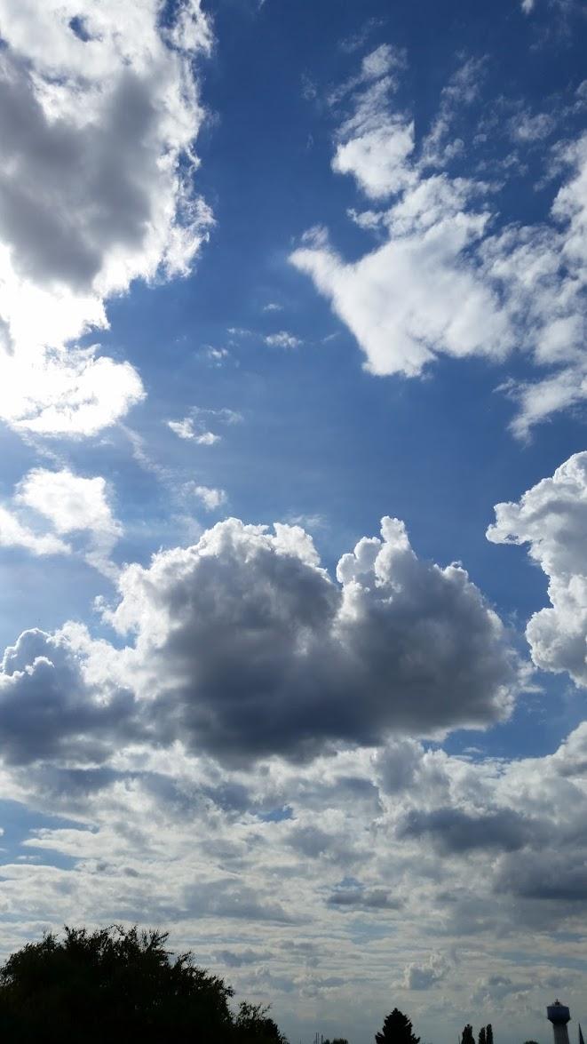 Der Himmel über Bedingrade