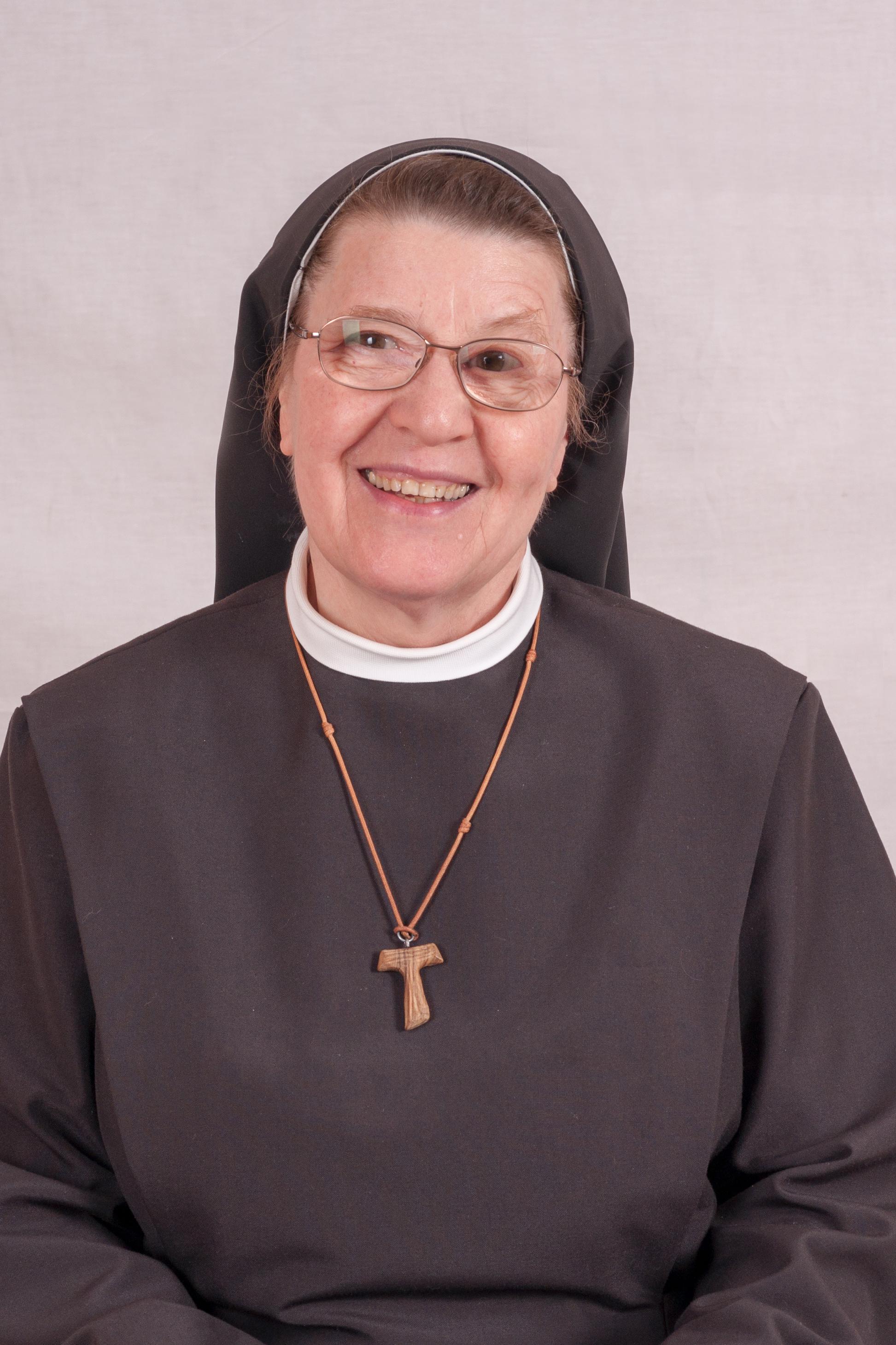 Schwester Jakoba wird 80!